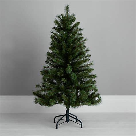 buy john lewis fireside christmas tree green 4ft john