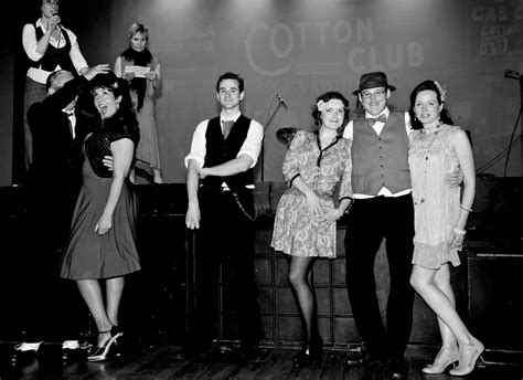 swing dance cork best dressed contestants at the cotton club in may swing
