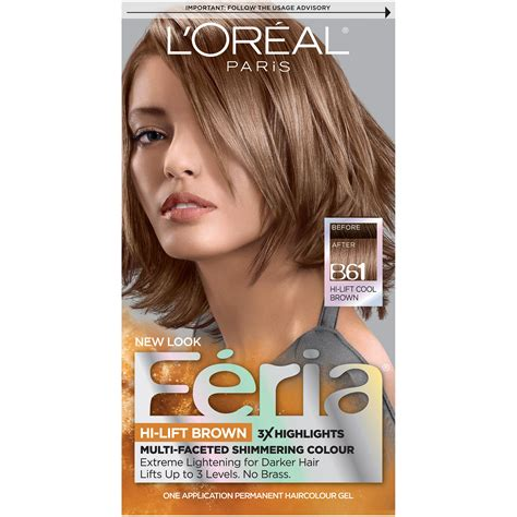loreal hair color brown hair l oreal superior preference color care
