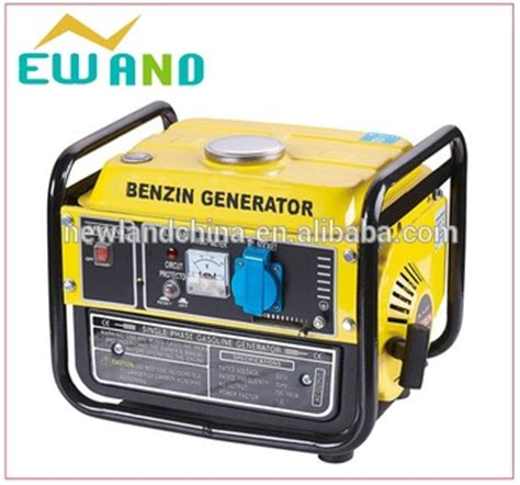 high quality 750watt generator for home use portable