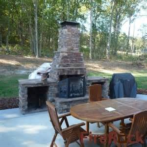 how to build your own outdoor fireplace home design ideas