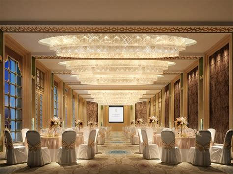 Contemporary decoration, wedding banquet hall decoration