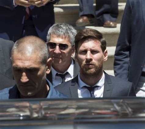 Messi Criminal Record Messi Tax Fraud Ruling Player And To Appeal As
