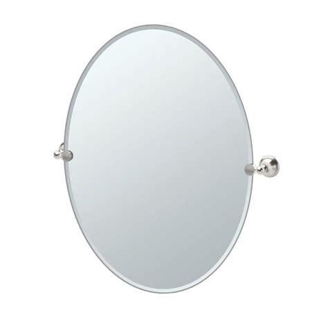 pivot mirror mount laurel ave in x 32 in frameless single