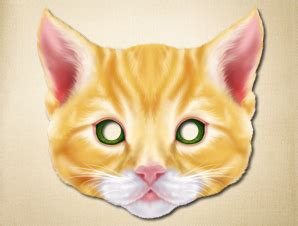 best photos of the printable mask shop printable cat