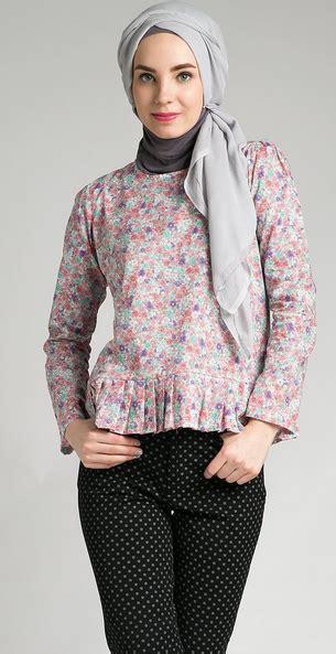 model baju muslim santai 10 model baju muslim santai modern untuk remaja terbaru 2016