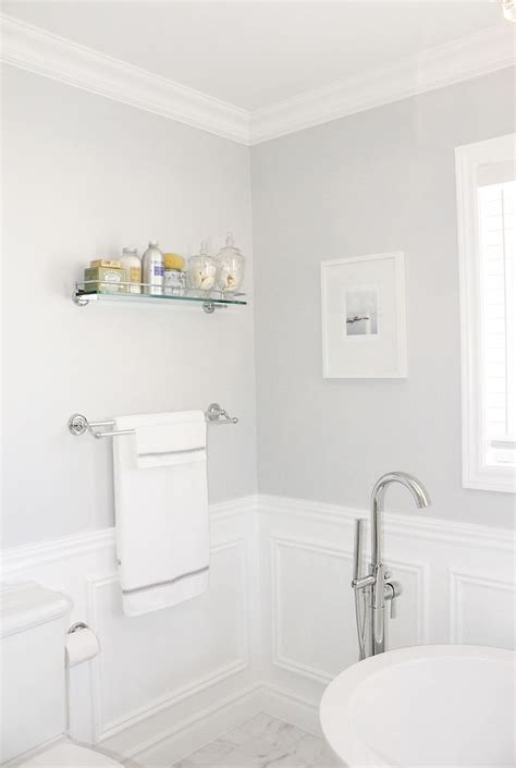 17 best ideas about wainscoting bathroom on