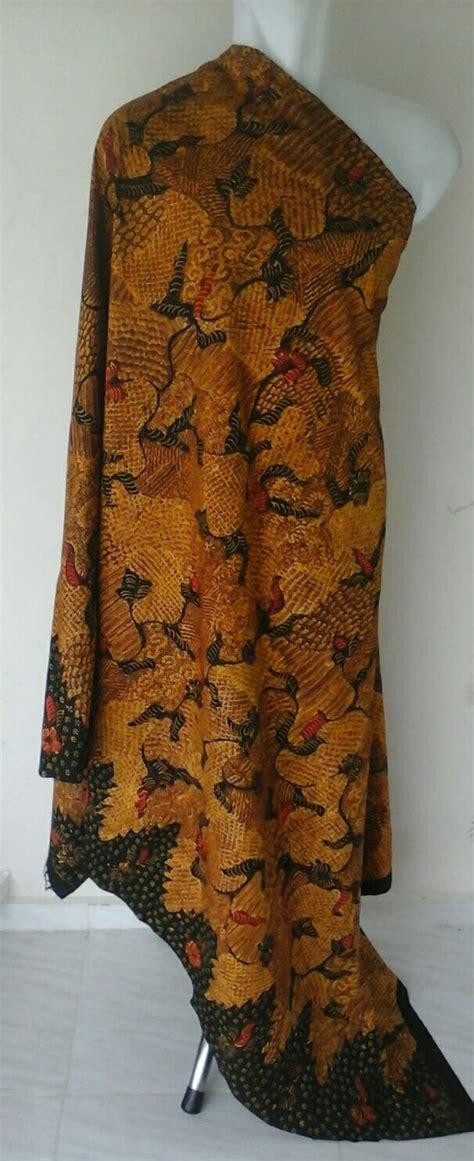 Batik Tulis Sogan Warna batik sogan batik tulis madura batik khas madura