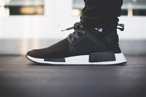 Sepatu Adidas Nmd Xr1 New Runner adidas originals nmd xr1 black white