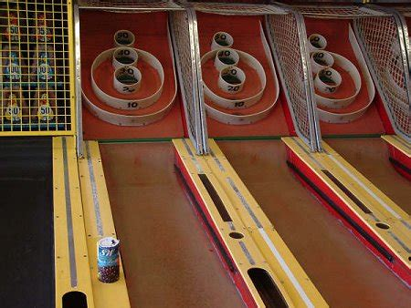 skee ball the wonderful world of skee ball baumwoll archives