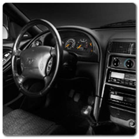 99 04 Mustang Interior by 1999 2004 Mustang Interior Styling Americanmuscle