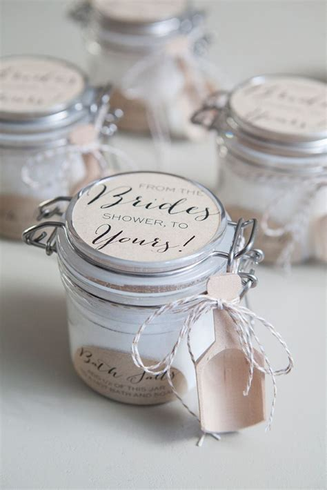 creative bridal shower favors to make best 25 shower favors ideas on
