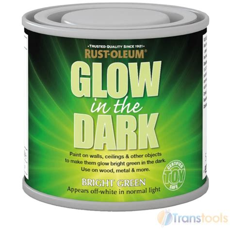 glow in the paint is it safe rust oleum glow in the bright green brush paint