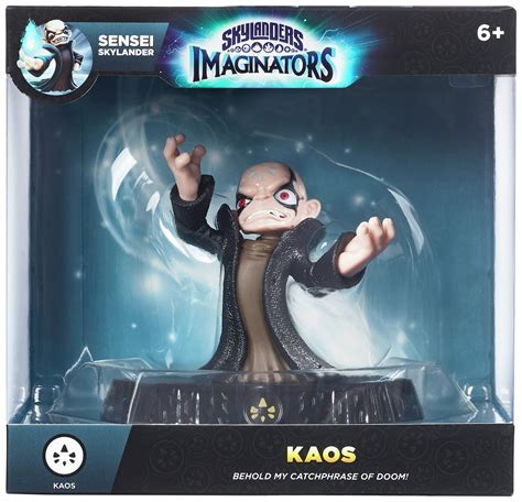 Kaos Anime My Airs 001 skylanders kaos find it for less