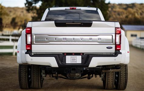 ford super duty revealed autoverdict