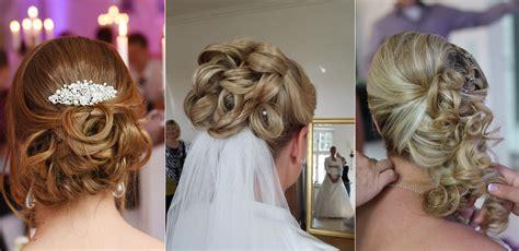 Brautfrisuren Lange Haare Seitlich by Brautfrisuren Seitlich Gelockt Die Besten Momente Der