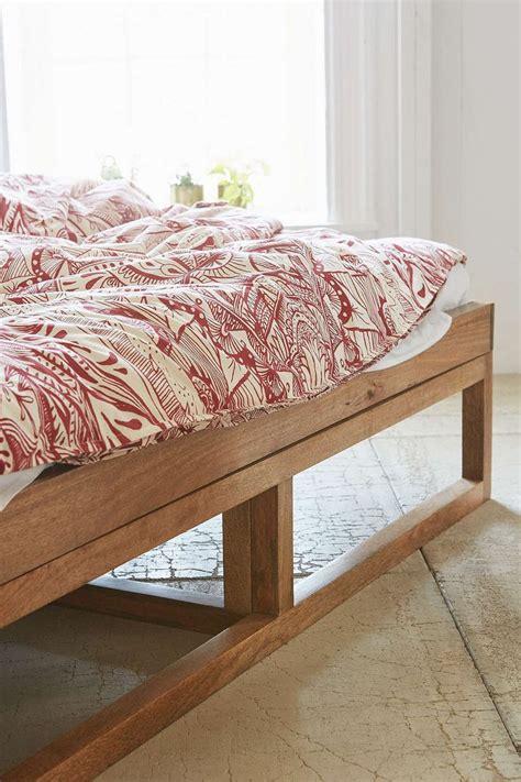 urban outfitters bed frame morey platform bed urban outfitters platform and beds