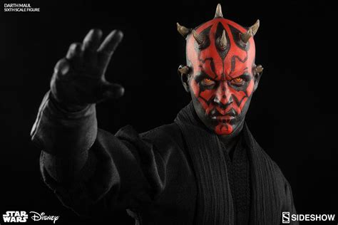 at last sideshow s new darth maul sixth scale figure will be revealed sideshow collectibles