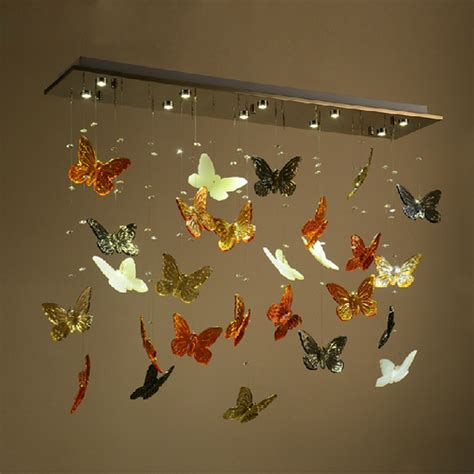 Butterfly Ceiling Light Popular Butterfly Light Fixture Buy Cheap Butterfly Light Fixture Lots From China Butterfly