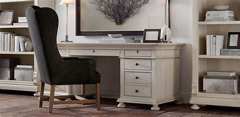 restoration hardware executive desk st james collection from restoration hardware offices
