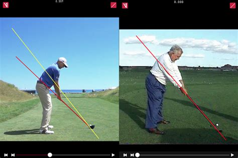 moe norman single plane golf swing moe norman golf 2 biggest differences in the single