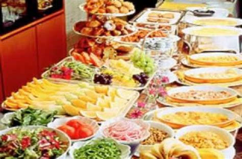 diy wedding buffet menu ideas buffetcatering indian