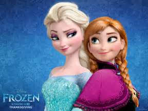 Elsa and Anna Wallpapers frozen 35894707 1600 1200