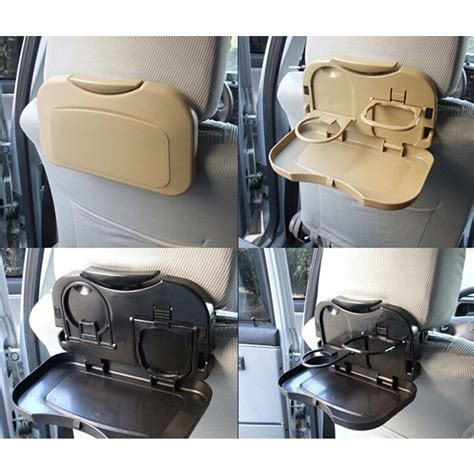 Car Multifunction Foldable Seat Back Meal Table Meja Lipat Mobil car multifunction foldable seat back meal table meja lipat mobil brown jakartanotebook