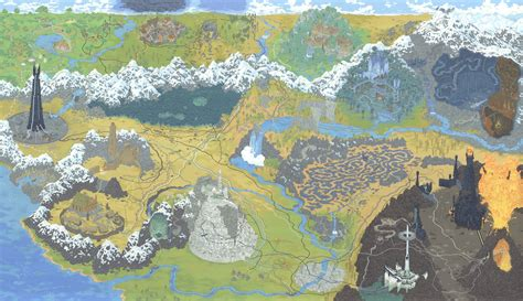 map for lord of the rings artist andrew degraff does maps of lord of rings