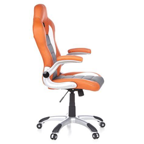 sillas deportivas oficina silla de oficina y ordenador montecarlo en polipiel