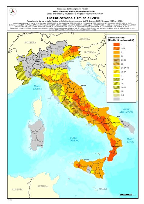 italy earthquake map the lure of italy where is the best place to live
