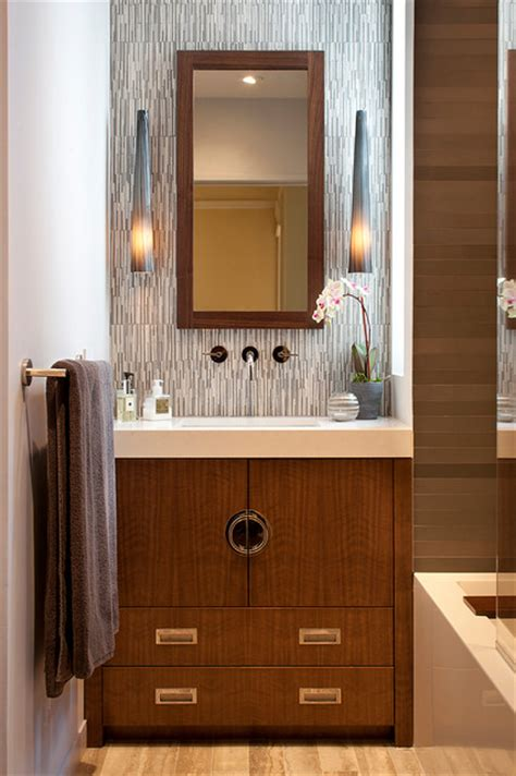 Modern Japanese Bathroom Vanity Modern Bathroom Asian Bathroom San Francisco By