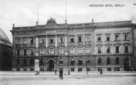 dresdner bank dresden ehemalige dresdner bank in berlin wird ein hotel letzte