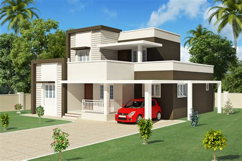 1200 Sq Ft Kerala Home Design Http Www Contemporary House Plans Kerala