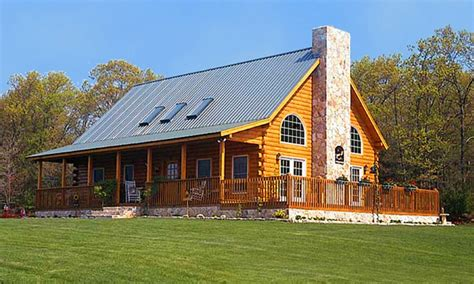 1 story log home plans ranch log home floor plans with one story log cabins log cabin ranch style home plans