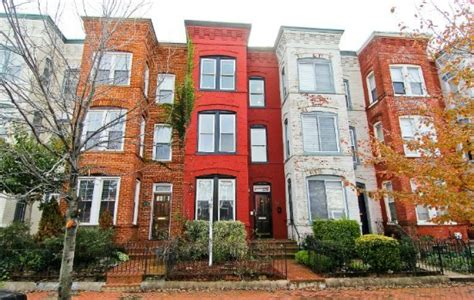 Best Bedrooms best new listings capitol hill row house logan circle