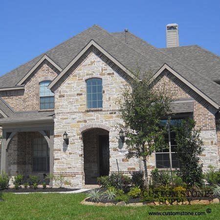 brick house austin image stone and brick exterior french country home custom stone supply houston