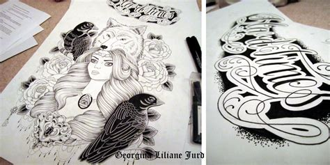 tattoo meaning hard times t shirt design for hard times clothing by beautylovedivine