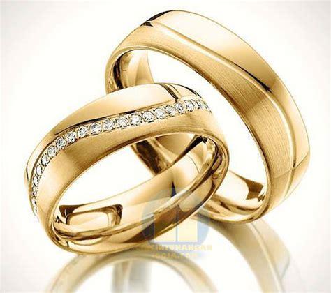 Cincin Melingkar Monel Lapis Emas cincin tunangan jogja september 2013
