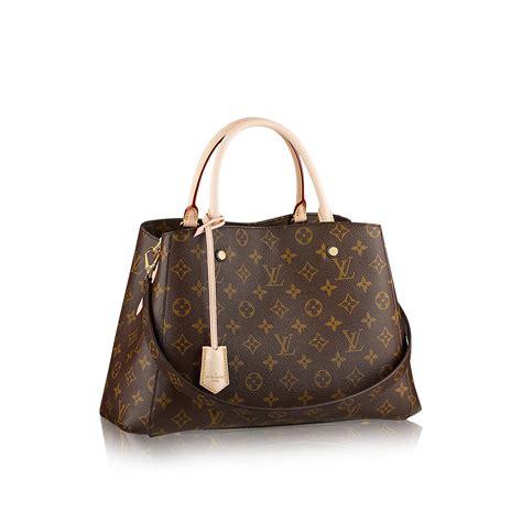 Tas Louis Vuitton Montaigne 03vl1355 1 montaigne mm monogram canvas handbags louis vuitton