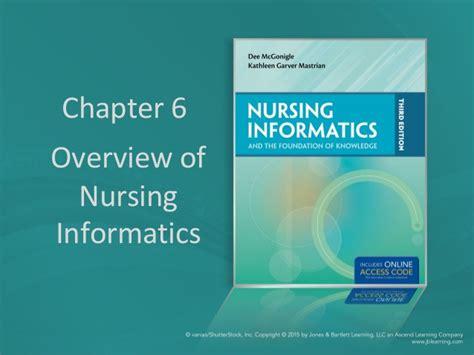 nursing informatics chapter 6 ppt video online download chapter 6