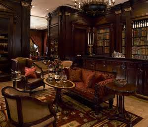 Home Study Decor the cocktail lovers the library bar at the lanesborough