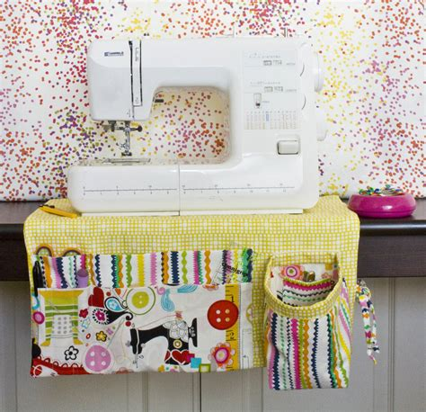 Sewing Machine Apron   sewing machine apron reveal schlosser designs