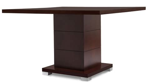 Modern Conference Table Ford Executive Modern Conference Table In Walnut Wood Square Zuri Furniture