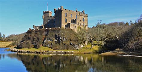 Home And Interior Gifts The Skye Guide Dunvegan Castle And Gardens