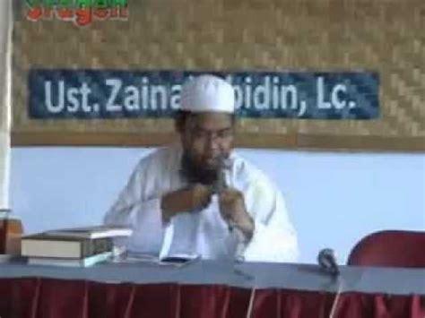 download mp3 ceramah ustadz zainal abidin video membongkar kesesatan rokok ust zainal abidin lc