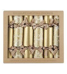 romanov luxury christmas crackers harrods decadent her will set you back 163 20 000 crackers pens