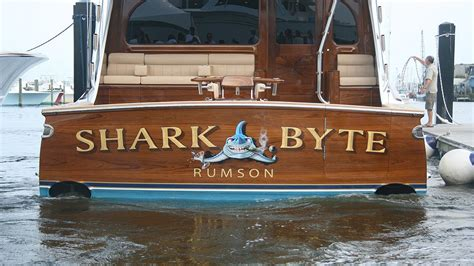 where is the transom on a boat shark byte rumson boat transom boats transom artwork