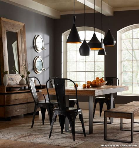 industrial dining room table dining room industrial dining room with industrial dining