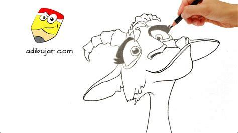 imagenes de toros para dibujar a lapiz ferdinand c 243 mo dibujar a la cabra lupe a l 225 piz f 225 cil paso